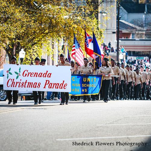 Grenada Christmas Parade